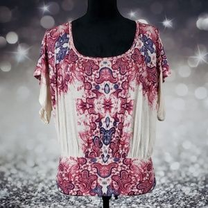 Gorgeous Blouse By Free People